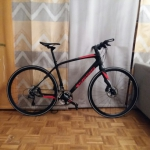 Specialized Sirrus Pro Carbon Disc 2016